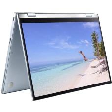 GradeB - ASUS Flip C433TA 14in 2-in-1 Silver Chromebook - Intel m3-8100Y 4GB RAM 64GB eMMC - Chrome OS