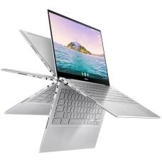 GradeB - ASUS Flip C436 14in 2-in-1 White Chromebook - Intel i5-10210U 8GB RAM 256GB SSD - ChromeOS