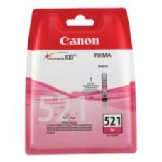 Canon CLI-521 Ink Cartridge (Magenta)