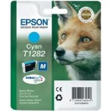 Epson T1282 Cyan Ink Cartridge for BX305F/S22/SX125/SX420W/SX425W