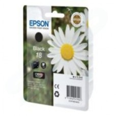 Epson Daisy 18 Series T1801 Black Ink Cartridge (Yield 175 Pages) RS Blister for Expression Home XP-102 Inkjet Printer