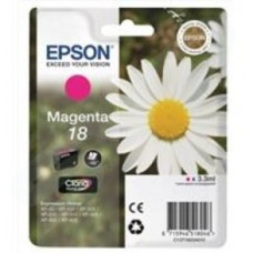 Epson Daisy 18 Series T1803 Magenta Ink Cartridge (Yield 180 Pages) RS Blister for Expression Home XP-102 Inkjet Printer