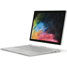 MICROSOFT Surface Book 2 13.5in - 256 GB - Silver Intel i7-8650U 8GB RAM 256GB SSD - Windows 10 Pro - GeForce GTX 1050 | Quad HD display