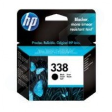 HP No.338 Black (Yield 450 Pages) Ink Print Cartridge (11ml)