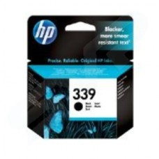 HP No.339 (Yield 800 Pages) Black Inkjet Print Cartridge (21ml)