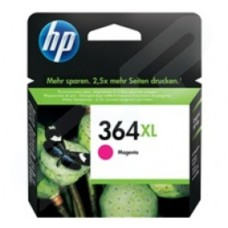 HP No.364XL Photosmart (Magenta) Ink Cartridge (Yield 750 Pages) with Vivera Ink