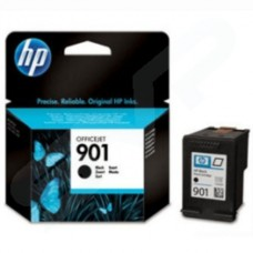 HP No.901 Black Officejet Ink Cartridge (Yield 200 pages)