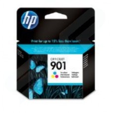 HP 901 Tri-Colour (Cyan Magenta Yellow) OfficeJet Ink Cartridge