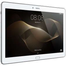"GradeB - HUAWEI MediaPad M2 10"" Tablet - 16gb WIFI- Silver - IPS HD Octa-Core"