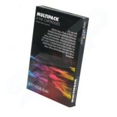 IJ Compatible Epson C13T07154010 B C M Y (T715) Multipack