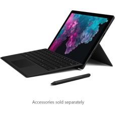 Grade2B - MICROSOFT 12.3in Black Surface Pro 6 - Intel i5 8GB RAM 256GB SSD - Windows 10