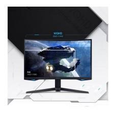 SAMSUNG Odyssey G75 LC32G75TQSUXEN Quad HD 32in Curved QLED Black Gaming