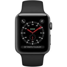 APPLE Watch Series 3 Cellular - Black | 42 mm