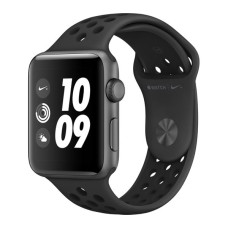 APPLE Watch Nike+ Series 3 - Black | 42 mm |Space Grey & Anthracite