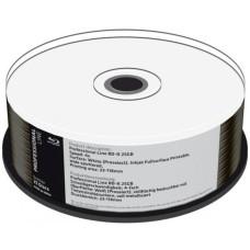 MediaRange BD-R 25GB inkjet FF printable 6x (25 Cake)