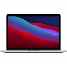 GradeB - APPLE MacBook Pro 13.3in (2020) Silver - Apple M1 chip 8GB RAM 256GB SSD Retina display