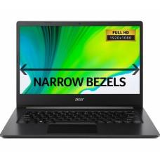 GradeB - ACER Aspire 3 14in Black Laptop - AMD Athlon Silver 3050U 4GB RAM 128GB SSD - Windows 10