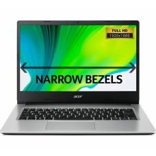 GradeB - ACER Aspire 3 14in Silver Laptop - AMD Athlon Silver 3050U 4GB RAM 128GB SSD - Windows 10