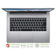 ACER Aspire 3 14in Silver Laptop - AMD Athlon Silver 3050U 4GB RAM 128GB SSD - Windows 10