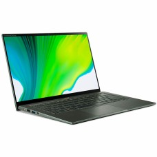 ACER Swift 5 SF514-55T 14in touchscreen Mist Green Laptop - Intel i5-1135G7 8GB RAM 512GB SSD - Windows 10 |