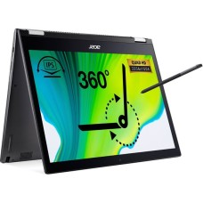 ACER Spin 13 13.5in 2-in-1 Silver Chromebook - Intel Pentium Gold 4417U 4GB RAM 128GB eMMC Touchscreen - Chrome OS