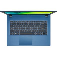ACER Aspire 1 14in Blue Laptop - Intel Celeron N4020 4GB RAM 64GB eMMC - Windows 10
