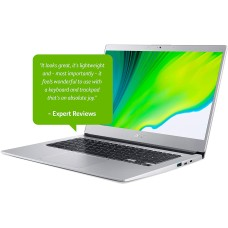 ACER 514 Touch 14in Silver Chromebook - Intel Pentium N4200 4GB RAM 128GB eMMC Full HD touchscreen Chrome OS