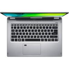 GradeB - ACER Spin 3 14in 2-in-1 Silver Laptop - Intel i5-1035G1 8GB RAM 256GB SSD - Windows 10 | Touchscreen