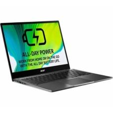 ACER Spin 713 13.5in 2-in-1 Grey Chromebook - Intel i3-10110U 8GB RAM 128GB eMMC Quad HD touchscreen Chrome OS