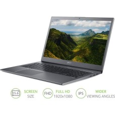 ACER 715 15.6in Grey Chromebook - Intel i3-8130U 8GB RAM 128GB eMMC - Chrome OS | Full HD screen