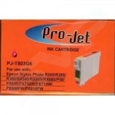 Pro-Jet Compatible Epson T0803 Magenta