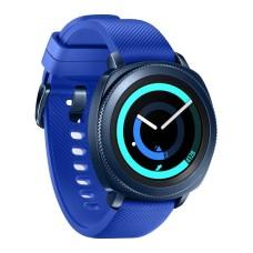 SAMSUNG Gear Sport - Blue - Silicone Strap