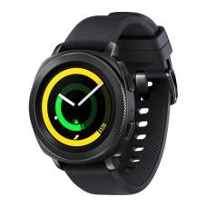 SAMSUNG Gear Sport - Black - Silicone Strap