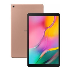 GradeB - SAMSUNG Galaxy Tab A 10.1in Gold Tablet (2019) - 32GB Android 9.0 (Pie)