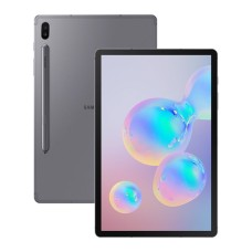 "SAMSUNG Galaxy Tab S6 10.5"" Mountain Grey 4G Tablet - 256 GB  Android 9.0 (Pie)"