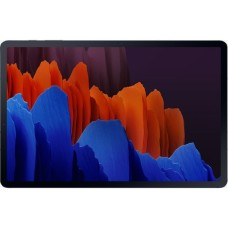 SAMSUNG Galaxy Tab S7 Plus 12.4in 5G 128GB Mystic Black Tablet -  Android 10.0