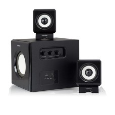 Sumvision N-Cube Pro BLUETOOTH 2.1 Speakers - CJC-320BT