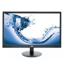 "AOC 27"" LED TFT (E2770SH) 1920 X 1080 1ms VGA DVI Speakers VESA"