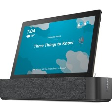 GradeB - LENOVO Smart Tab P10 10.1in 64GB Black Tablet -  Android 8.1 (Oreo)