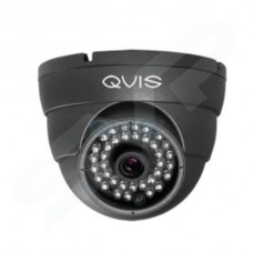 Eye -TVI2-FG/W-V2 2.2MP TVI Dome 1080P HD Water Proof Secutiry Camera - Gray
