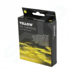 IJ Compatible Brother LC970 LC1000 Yellow Inkjet