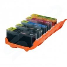 IJ Compatible Canon PGI5B CLI8 B/C/M/Y PGI5 CLI 8 Multipack
