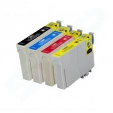 IJ Compatible Epson T1285 Slimline Multipack Set