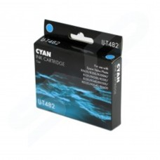 IJ Compatible Epson T0482 Cartridge Cyan