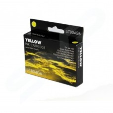Ij Compatible Epson T0804G6 Yellow Ink Cartridge