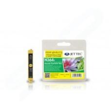 Jet Tec H364 remanufactured Yellow HP364 CB320EE printer cartridge