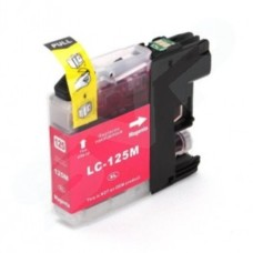 Blue Box Compatible Brother LC125XL Magenta Cartridge 16.6ml