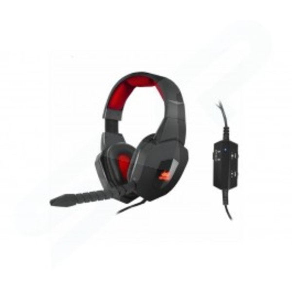 Sumvision Nemesis AKUMA Optical Wired Gaming Headset - Xbox One, 360 ...