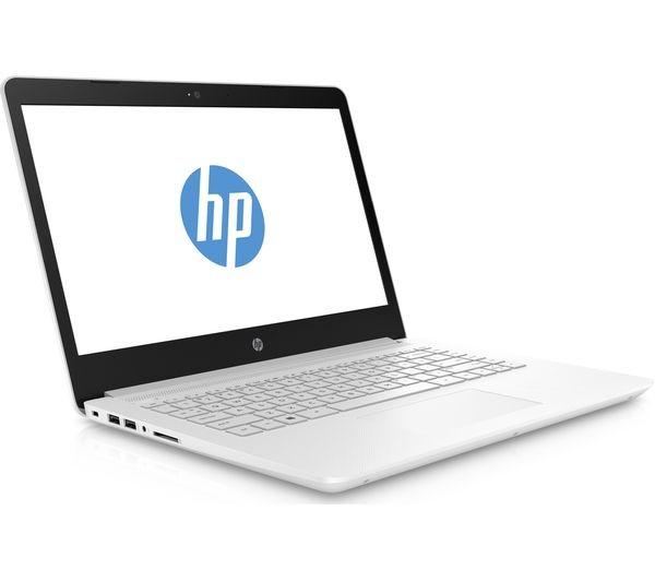 Hp 14 Bp060sa 14 Laptop Intel 174 Core I3 6006u 4gb Ram