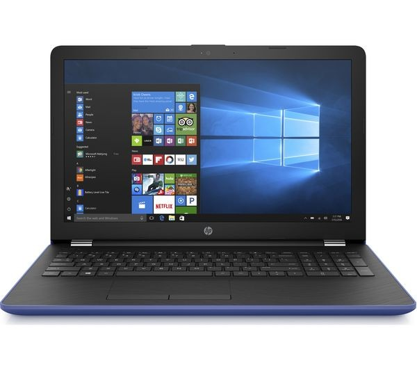 Hp 15 Bs161sa 15 6in Laptop Marine Blue Intel I5 8250u